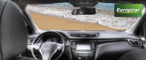 europcar strand meer sicht aus fahrzeug fotolia 170116600