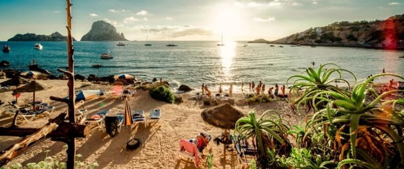 ibiza spanien balearen blick vom strand cala d'hort auf es vedra fotolia 56903728