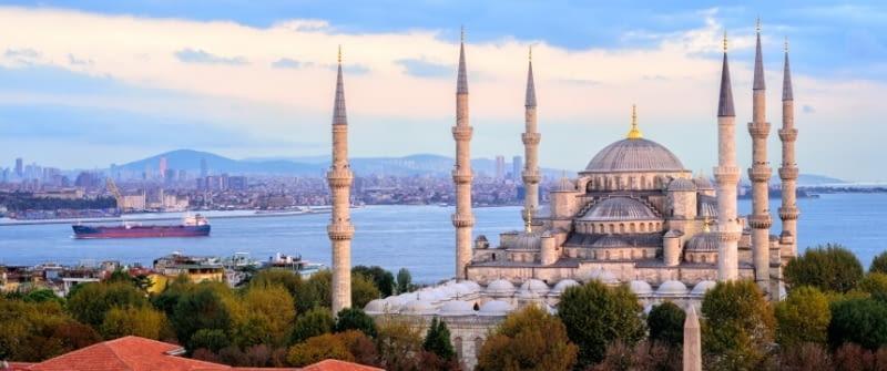 istanbul türkei blaue moschee panorma fotolia 125712112